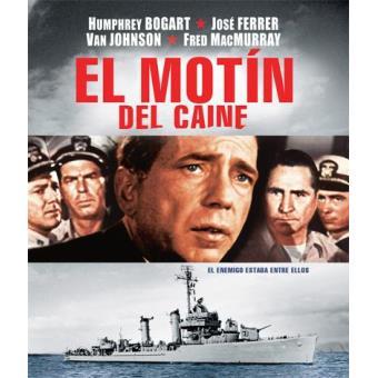 El motín del Caine - Blu-Ray