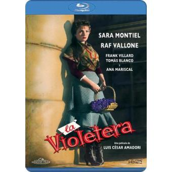 La violetera - Blu-Ray