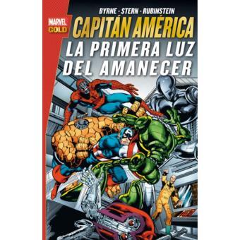Capitán América: La primera luz del amanecer. Marvel Gold