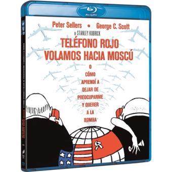 ¿Teléfono rojo? Volamos hacia Moscú - Blu-Ray