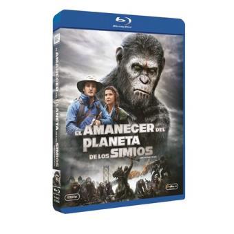 El amanecer del planeta de los simios - Blu-ray