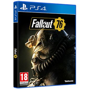 Fallout 76 Power Armor Edition PS4