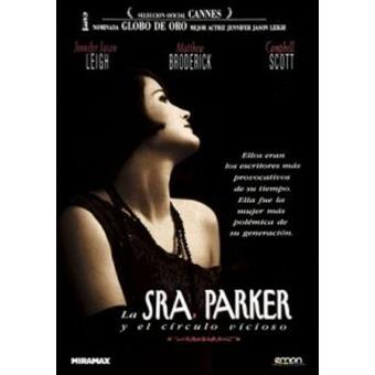 La Sra. Parker y el círculo vicioso - DVD