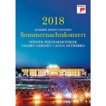 Summer Night Concert 2018 - DVD