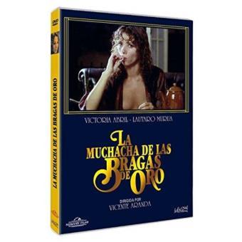 La muchacha de las bragas de oro - DVD