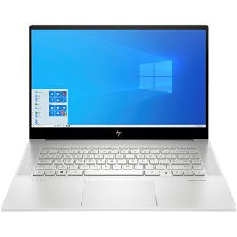 Portátil HP Envy 15-ep0002ns 15,6'' Plata
