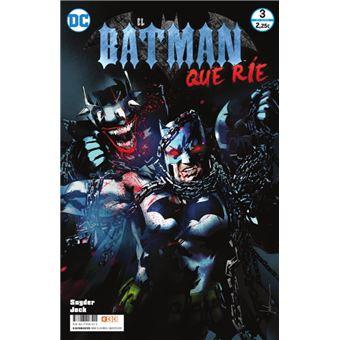 El Batman que ríe núm. 03 (de 7)