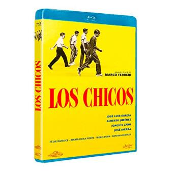 Los chicos - Fromato Blu-Ray