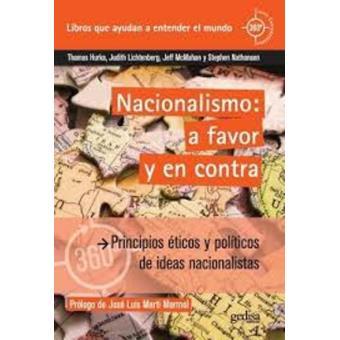 Nacionalismo a favor y en contra