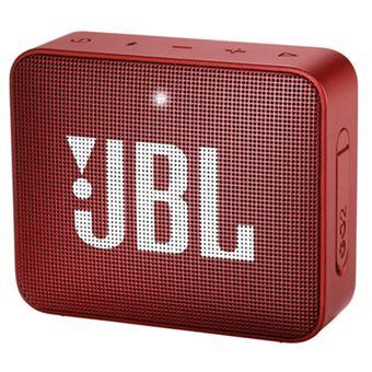Altavoz Bluetooth JBL GO 2 Rojo Rubí