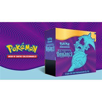 Pokémon JCC Caja de entrenador élite de Majestad de dragones