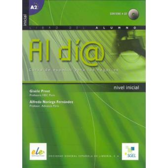 Al día inicial alumno + CD (A1-A2)