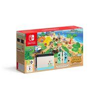 Consola Nintendo Switch Edición Animal Crossing:New Horizons