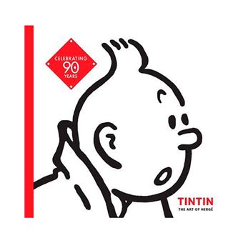 Tintin - The Art of Hergé