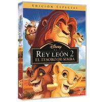El Rey León 2: El tesoro de Simba (Ed. especial) - DVD