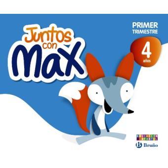 Juntos con Max 4 años Primer trimestre