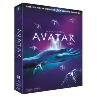 Avatar   Ed extendida coleccionista - Blu-Ray