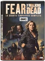 Fear The Walking Dead - Temporada 4 - DVD