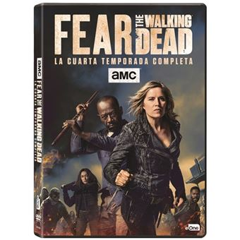 Fear The Walking Dead - Temporada 4 - DVD