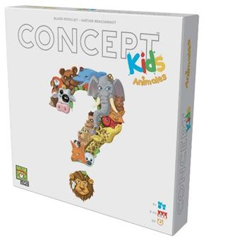 Asmodee Concept Kids - Tablero