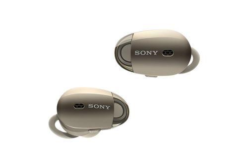 Auriculares Bluetooth Noise Cancelling Sony WF-1000X Dorado