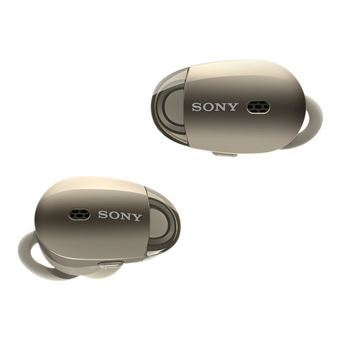Auriculares Noise Cancelling Sony WF-1000X Dorado