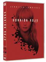 Gorrión rojo - DVD
