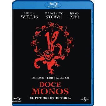 12 monos - Blu-Ray