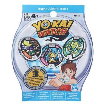 Sobre sorpresa medallas Yokai