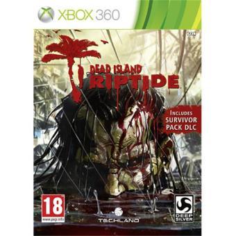 Dead Island Riptide Preorder Xbox 360