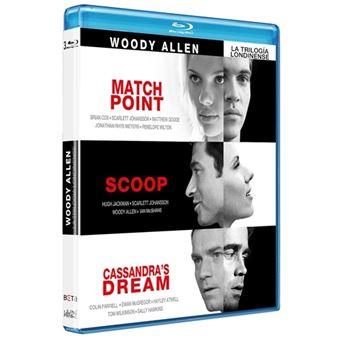 Pack Woody Allen - Trilogía londinense - Blu-Ray