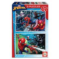 Puzzles Educa - Spiderman 2 x 100 piezas