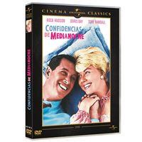 Confidencias a medianoche - DVD