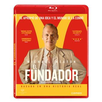 El fundador - Blu-ray