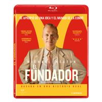 El fundador - Blu-ray