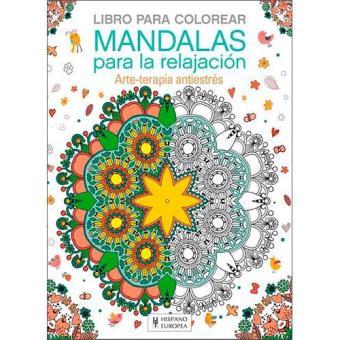Libro Para Colorear Mandalas Para La Relajación 5 En Libros Fnac