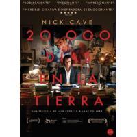 20.000 días en la Tierra - DVD