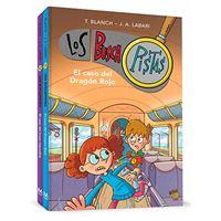 Los Buscapiestas - Pack 3 libros