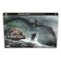 Parque Jurásico 3 - DVD Horizontal