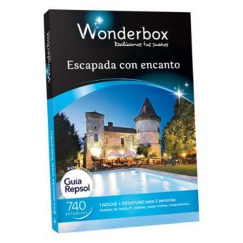 wonderbox escapada con encanto - Escapadas Con Encanto