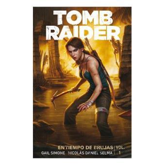 Tomb Raider 1: En tiempo de brujas