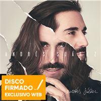 Andrés Suárez - Disco Firmado + CD