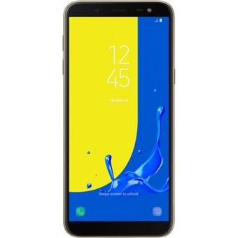 """Samsung Galaxy J6 5.6"""" 32GB Oro Dual SIM (Producto Reacondicionado)"""