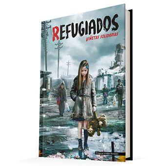 Refugiados, viñetas solidarias