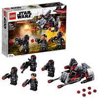 LEGO Star Wars 75226 Pack de Combate: Escuadrón Infernal