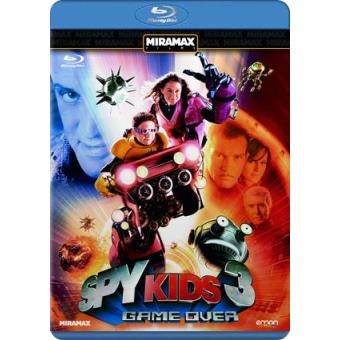 Spy Kids 3: Game Over - Blu-Ray