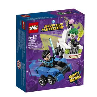 LEGO DC Super Heroes:  Mighty Micros: Nightwing vs. The Joker