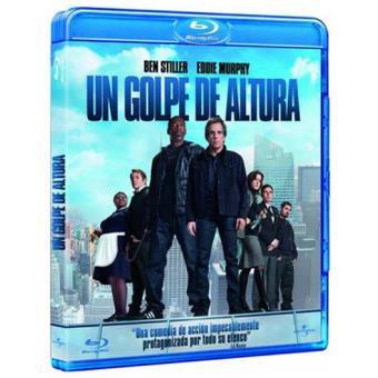 Un golpe de altura - Blu-Ray
