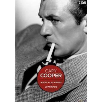 Pack Gary Cooper: Adiós a las armas + Juan Nadie - DVD