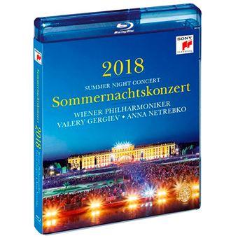 Summer Night Concert 2018 - Blu-Ray